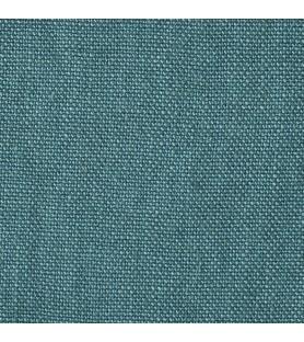 République Délavé Bleu paon