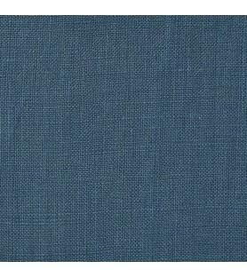 Fleur Bleue Froissé Bleu paon