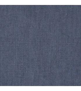 Côté lin lavé Bleu gris