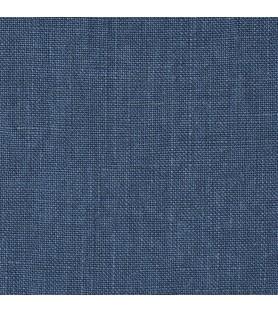Côté lin lavé Copen blue
