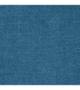 Terre de lin délavé Bleu paon